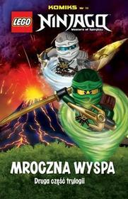 Media Service Zawada praca zbiorowa Mroczna Wyspa 2. Lego Ninjago Komiks. Tom 11