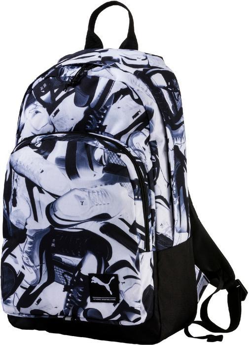 82241e25a4 Puma plecak Academy Backpack Black Wh – ceny
