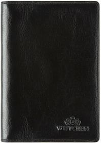Wittchen 21-5-128-1 Etui na paszport czarny