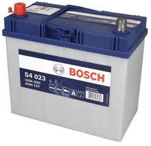 BOSCH SILVER S4 023 - 45Ah 330A L+