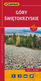 Wydawnictwo Compass Góry Świętokrzyskie1:60 000 - Compass