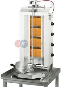 Potis Kebab/gyros gazowy 14 kW wsad 70 kg GD 4 GD 4