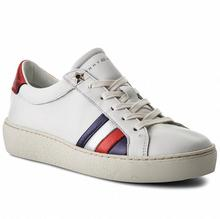 02cf1149d6067 -27% Tommy Hilfiger Sneakersy Corporate Iconic Sneaker FW0FW03458 White 100