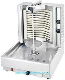 RM Gastro Gyros, kebab - grill elektryczny DE - 1 A W_1048.02
