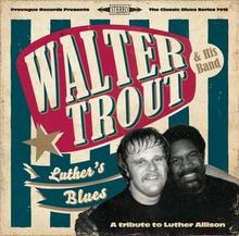 Mascot-Provogue BV Luther's Blues. A Tribute To Luther Allison