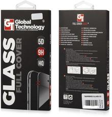 Global Technology TEMPERED GLASS FULL FRONT 5D iPhone X czarny GT 5901836743855 [8297206]