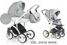Roan Soft Eco Leather 3w1 Dove White
