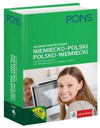 Pons Słownik współczesny niemiecko-polski, polsko-niemiecki - LektorKlett