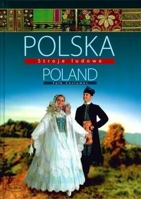 Muza Elżbieta Piskorz-Branekova Polskie stroje ludowe