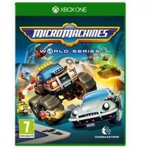 Micro Machines World Series XONE