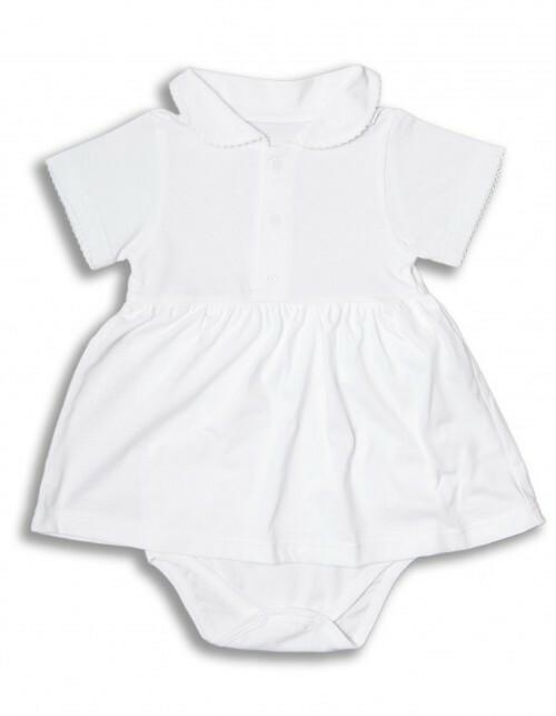 ad4774b4a6 Nanaf Organic Sukienka body z kołnierzykiem – ceny