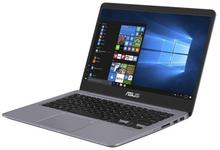 Laptop ASUS VivoBook S14 S410UA-EB029T i5-8250U/4GB/SSD256GB/Win10 Star Grey. Dostawa 0 zł na sprzęt komputerowy od 100 zł. Sprawdź szczegóły!