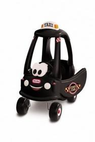 Little Tikes COZY COUPE Cab Taxi Czarny 172182