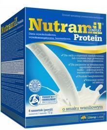 Olimp LABS nutramil complex protein x 6 saszetek smak waniliowy