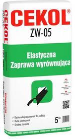 Cekol Zaprawa wyrównująca ELASTYCZNA ZW-05 worek