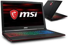 "MSI GP63 15,6"", Core i7 2,20GHz, 8GB RAM, 1TB HDD (8RE-060XPL)"