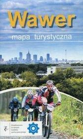 Wawer Mapa turystyczna 1:20 000 - BiK
