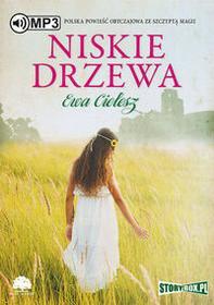 StoryBox.pl Niskie drzewa (audiobook CD) - Ewa Cielesz