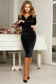 Sukienka SNEZANA BLACK
