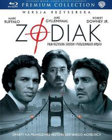 Zodiak Premium Collection Blu-ray) David Fincher
