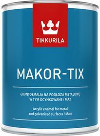 Tikkurila Farba Makor-Tix Grafitowy 1l baz000121