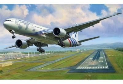 Zvezda Boeing 777-300ER 7012