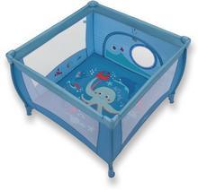Baby Design kojec Play 2018 niebieski 03 wysyłka 24h Enova35192