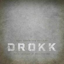 Drokk Music Inspired By Mega-City One CD) Geoff Barrow Ben Salisbury
