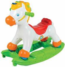 Clementoni Van der Meulen Koń na biegunach Rocky, 66555 66555