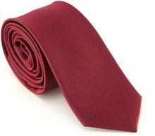 Wittchen 85-7K-010-2 Krawat bordowy