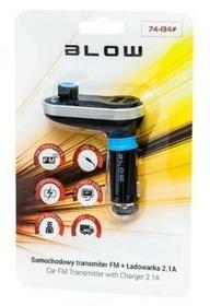 BLOW Transmiter FM 1,4 LCD 2xUSB 2,1A 74-134#