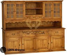 Woodica Kredens Kuchenny Hacienda 06 [Kr-IV]