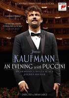 An Evening with Puccini Blu-Ray) Jonas Kaufmann