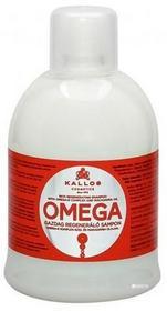 Kallos Omega Rich Regenerating Shampoo With Omega-6 Complex And Macadamia Oil regenerujący szampon z kompleksem omega-6 i olejem makadamia 1000ml 48190-uniw