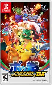Pokkén Tournament DX NSWITCH