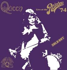 Queen Live At The Rainbow Blu-ray)