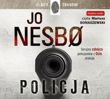 Dolnośląskie Policja (audiobook CD) - Jo Nesbo