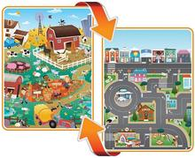 Prince Lionheart Mata playMAT 7711 farm/city