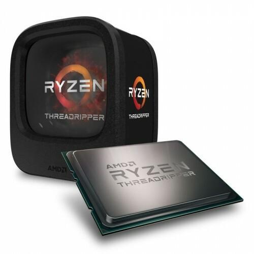 AMD Ryzen Threadripper 1900X 3,8 GHz