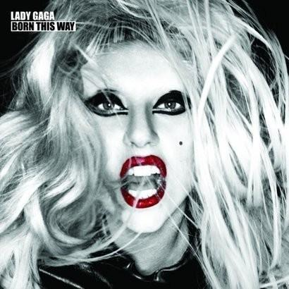 Interscope Records Born This Way Lady Gaga