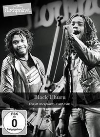 Black Uhuru Live at Rockpalast DVD) Digipack)