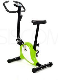 Funfit Rower treningowy mechaniczny zielony 877 row mech ziel