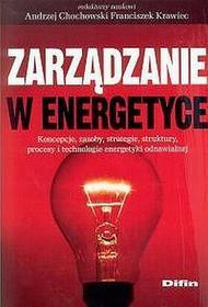 Zarządzanie w energetyce - Difin