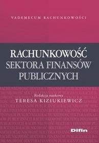 Rachunkowość sektora finansów publicznych - Difin