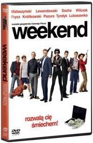 Filmostrada Weekend DVD Cezary Pazura