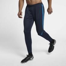 Nike Męskie spodnie piłkarskie Flex Strike - Niebieski 902586-452
