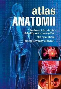 Atlas anatomii - Justyna Mazurek