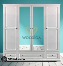 Woodica Szafa Parma 10 z lustrem [4d+3s]