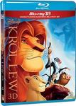 GALAPAGOS Król Lew 3D Blu-Ray) Roger Allers Rob Minkoff