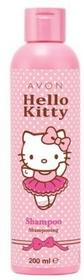 Avon Szampon do włosów dla dzieci Hello Kitty - Szampon do włosów dla dzieci Hello Kitty -